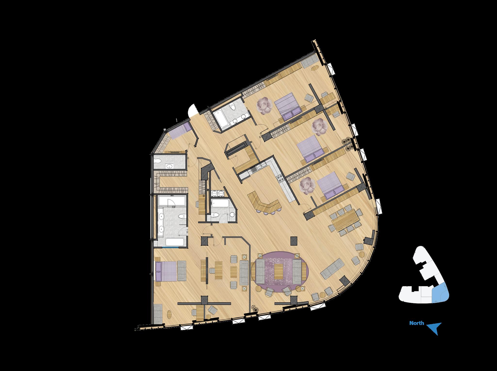 Residential - Type P