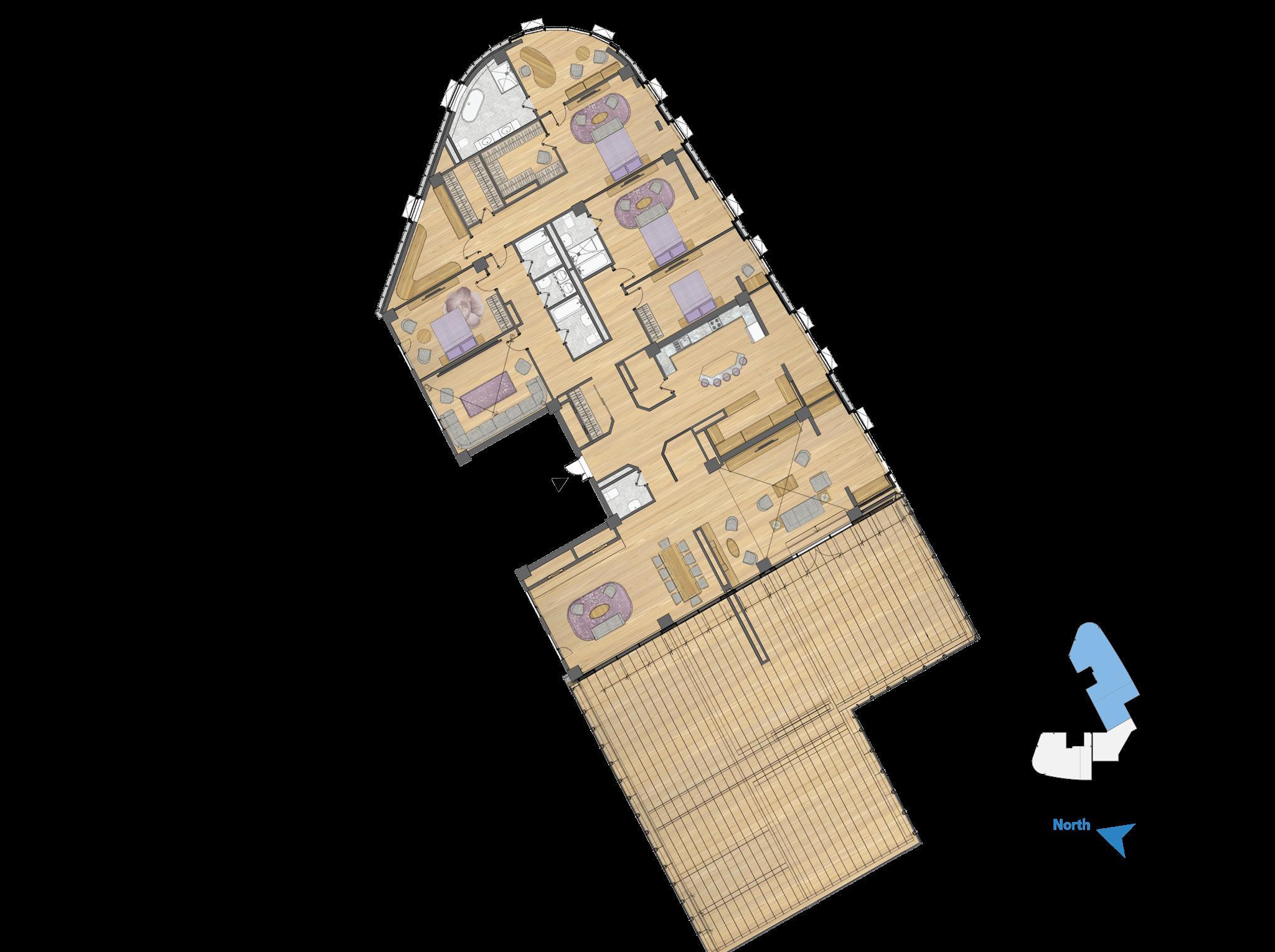 Residential - Type P8